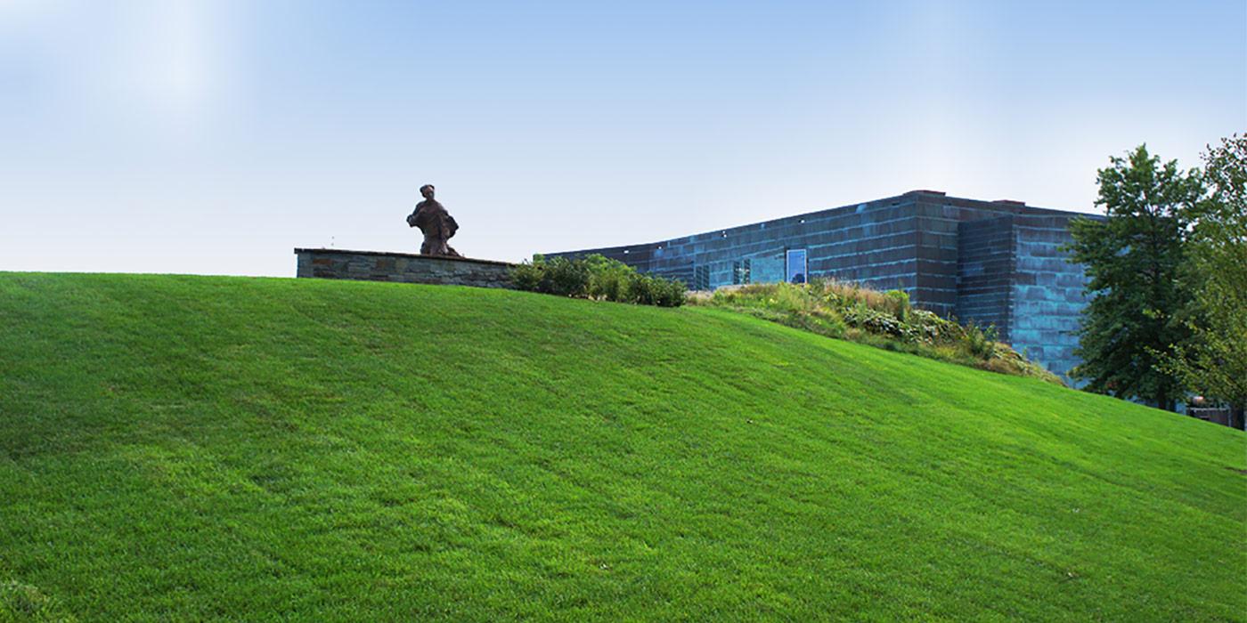 Justice Louis D. Brandeis Sculpture Garden